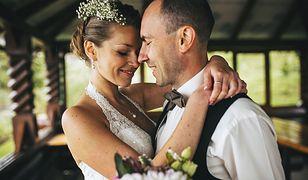 Dokładnie po tym czasie większość par decyduje się na ślub. Nie spieszą się!
