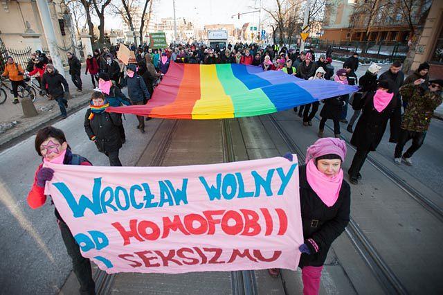"""""""Wrocław dla wszystkich bez nienawiści"""""""