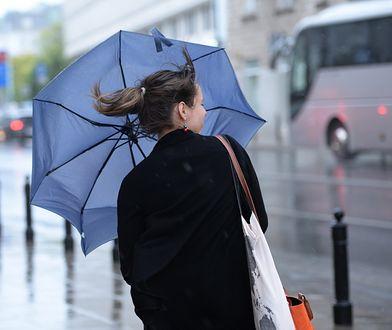 Burza i deszcz - pogoda na środę 17 lipca. Zobacz, gdzie mogą wystąpić opady i wyładowania atmosferyczne