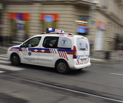 Miejsce tragedii bada prokurator i policjanci