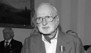 Nie żyje Gustaw Lutkiewicz. Aktor miał 92 lata
