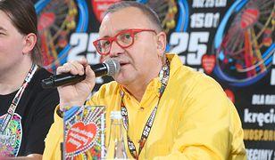 Jurek Owsiak znów złożył skargę na TVP