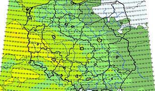 Nadchodzi ekstremalne ochłodzenie. W piątek część Polski ogarnie fala chłodu.
