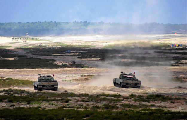 Ćwiczenia wojsk NATO w Polsce