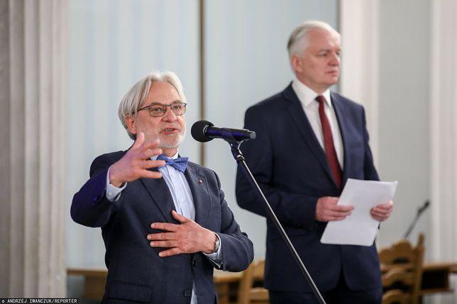 Koalicjant PiS wprost: domagamy się wyjaśnień ws. Daniela Obajtka