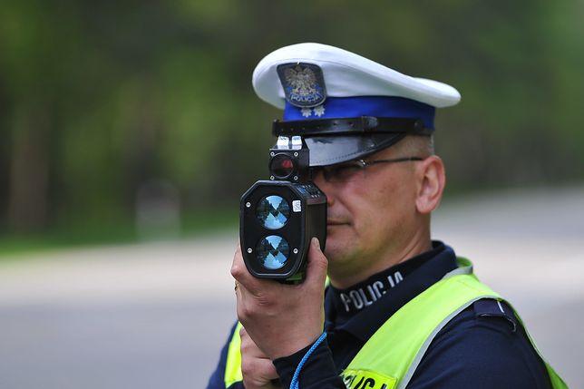 Policjanci mają swoje ulubione miejsca, w których przeprowadzają kontrole