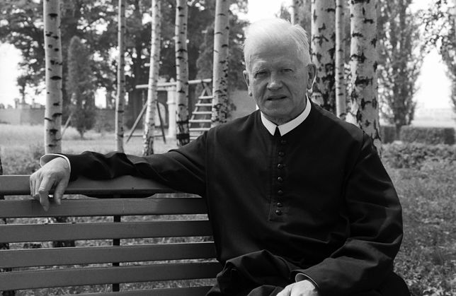 Hans Hermann Groër, arcybiskup Wiednia