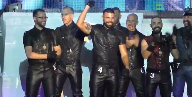 Mr. Leather 2015 został wybrany w Los Angeles