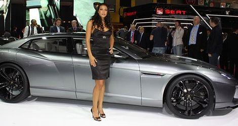 Nie będzie limuzyny Lamborghini