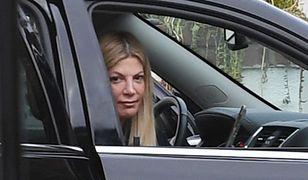 Tori Spelling po śmierci Luke'a Perry'ego. Zrobiono jej zdjęcia