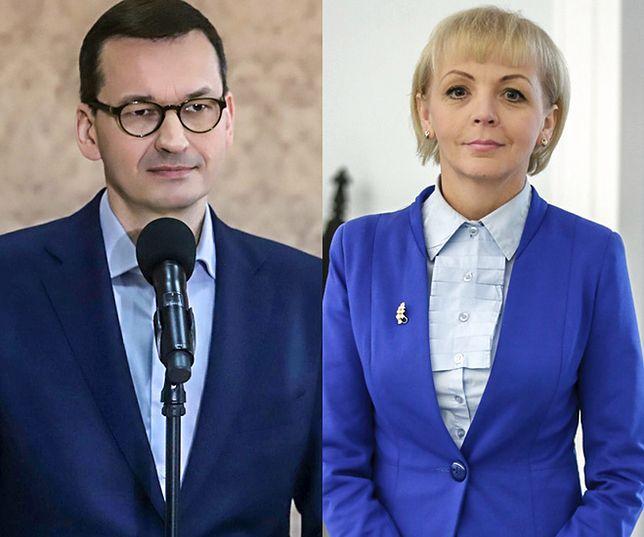 Posłance PiS Annie Kwiecień nie spodobała się organizacja spotkania z udziałem premiera