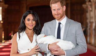 Meghan i Harry w maju zostali rodzicami