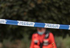 Tragedia w opuszczonym ośrodku nad Jeziorem Zegrzyńskim. Nie żyje 21-latek