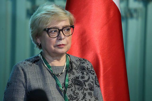 Wyrok TSUE. Prof. Gersdorf: W Polsce mamy trójpodział władzy, nikt tego nie zmienił