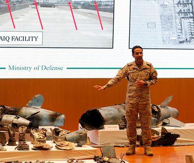 """Arabia saudyjska oskarża o atak na rafinerie Iran. I pokazuje """"mocne dowody"""""""
