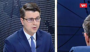Wpadka SOP podczas wizyty Angeli Merkel. Rzecznik rządu Piotr Müller komentuje