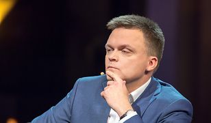 Według najnowszego sondażu, na Szymona Hołownię zagłosowałoby 16 proc. ankietowanych
