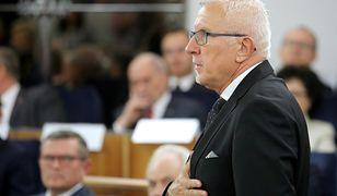 Senator RP Wadim Tyszkiewicz.