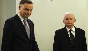 Prezes PiS Jarosław Kaczyński ma aktywnie zaangażować się w kampanię Andrzeja Dudy