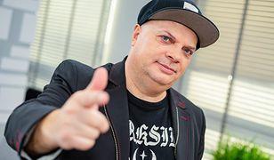 Krzysztof Skiba miał w domu wizytę policjantów