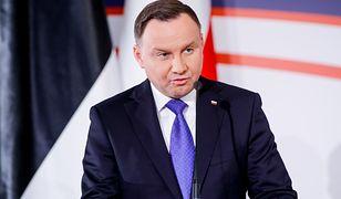 Prezydent Andrzej Duda chce prowadzić kampanię na własnych warunkach