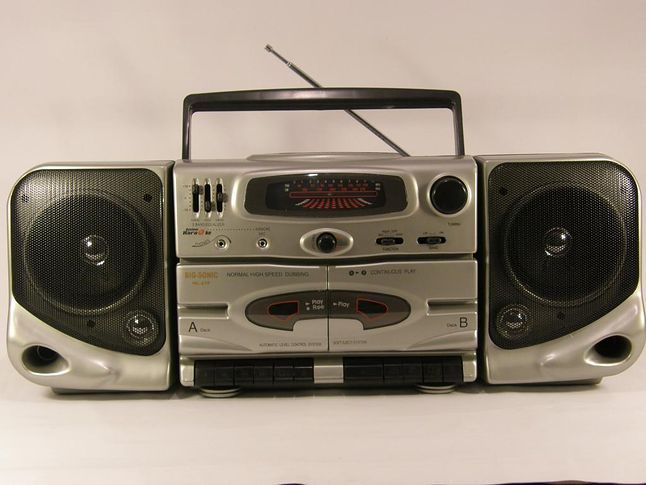 magnetofon SONIC NL-21P - podróba Sony