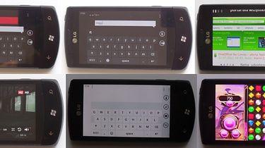 Windows Phone 7 w LG E900