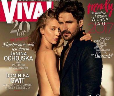 Katarzyna Warnke i Piotr Stramowski o swoim małżeństwie i seksie. Po co był im ślub?
