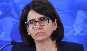 Anna Streżyńska zapowiedziała współpracownikom, że odchodzi z rządu
