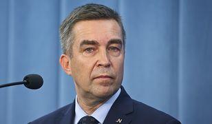 Zbigniew Gryglas broni premii dla ministrów
