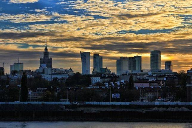 Smog Warszawa - 12 grudnia: nie najlepsza jakość powietrza