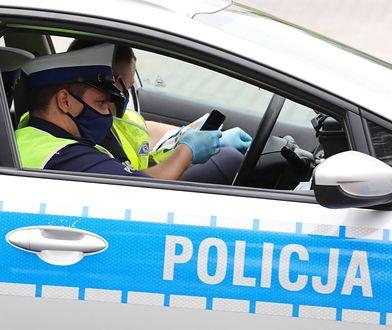 Warszawa. 55-latka w rękach policji