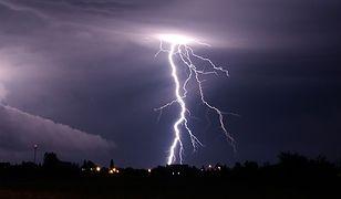 Uwaga na popołudniowe burze i opady gradu!