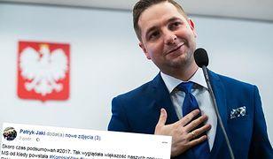 """Patryk Jaki pokazał swoje poświęcenie w walce z """"dziką"""" reprywatyzacją"""