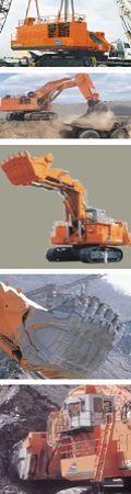 Megamaszyny - monstrualna koparka