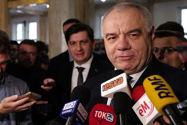 Wybory prezydenckie 2020. Jacek Sasin: Kidawa-Błońska uznała, że nie ma szans w wyborach
