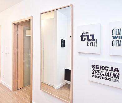 Ergonomicznie, modnie i niedrogo - aranżacja 45-metrowego mieszkania
