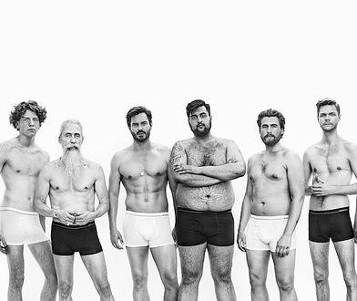 """Kampania społeczna """"Underwear for Perfect Men"""" szwedzkiej agencji kreatywnej Forsman&Bodenfors"""