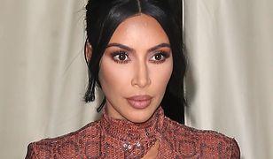 Kim Kardashian o swoich problemach ze skórą