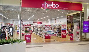 W Hebe można kupić maksymalnie 5 sztuk produktów z konkretnych kategorii.
