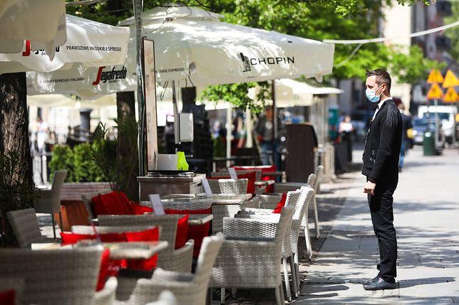 8-proc. VAT dla gastronomii - o to apeluje Związek Przedsiębiorców i Pracodawców (zdj. ilustracyjne).