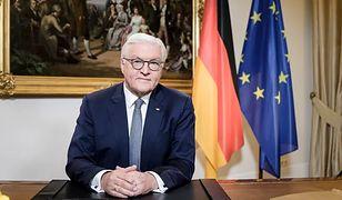 Prezydent Niemiec napisał odręczny list do prezydenta Andrzeja Dudy