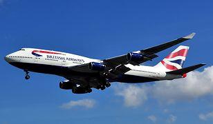 Uziemiono samoloty British Airways z powodu epidemii koronawirusa. Jest pomysł, aby przerobić je na szpitale