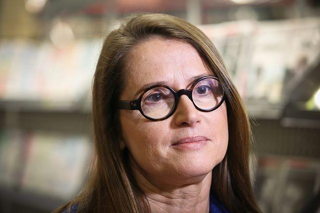 Monika Jaruzelska nie wystartuje na prezydenta Warszawy