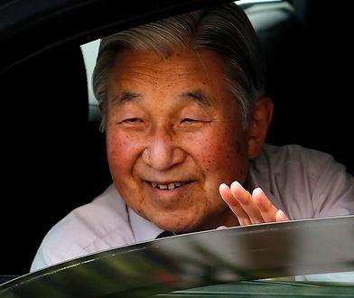 Cesarz Japonii jest chory. Akihito ma nudności i zawroty głowy z powodu niedokrwienia mózgu