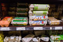Jaja i masło coraz droższe. W dwa lata koszt jajecznicy wzrósł niemal o połowę