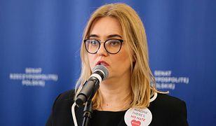 Jest akt oskarżenia ws. europosłanki Magdaleny Adamowicz