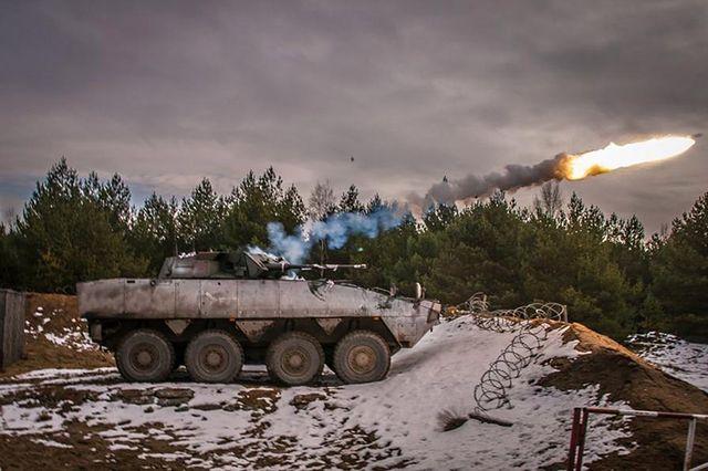 Od zera do bohatera - Rosomaki w polskiej armii