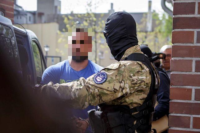 Piotr G. i Krzysztof S.zostali zatrzymani przez ABW i policję w ubiegłym tygodniu