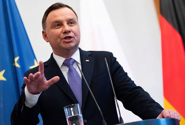 Andrzej Duda wyraził przekonanie, że polski rząd podejmie właściwe decyzje